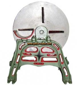 Pengiris dan Pemotong Manual (max 6 cm)