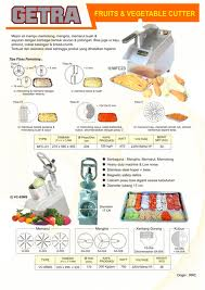 Mesin Potato Chip dan Slicer Cutter