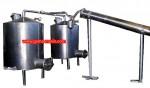 Pirolisis 2 tabung 1 kondensor